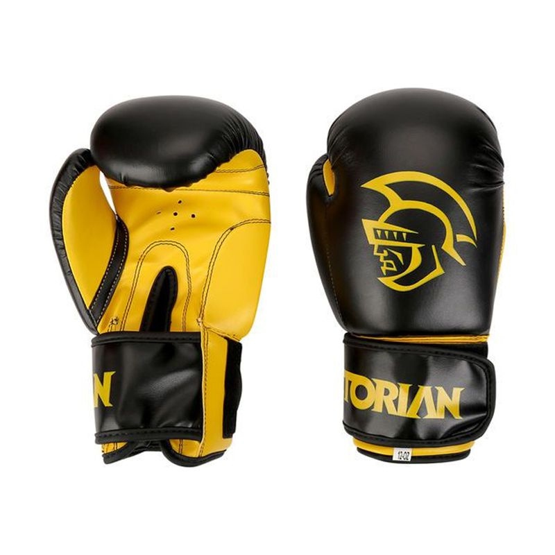 Luva de Boxe Muay Thai Pretorian Treinamento Tamanho 14 OZ  - Mundo Thata
