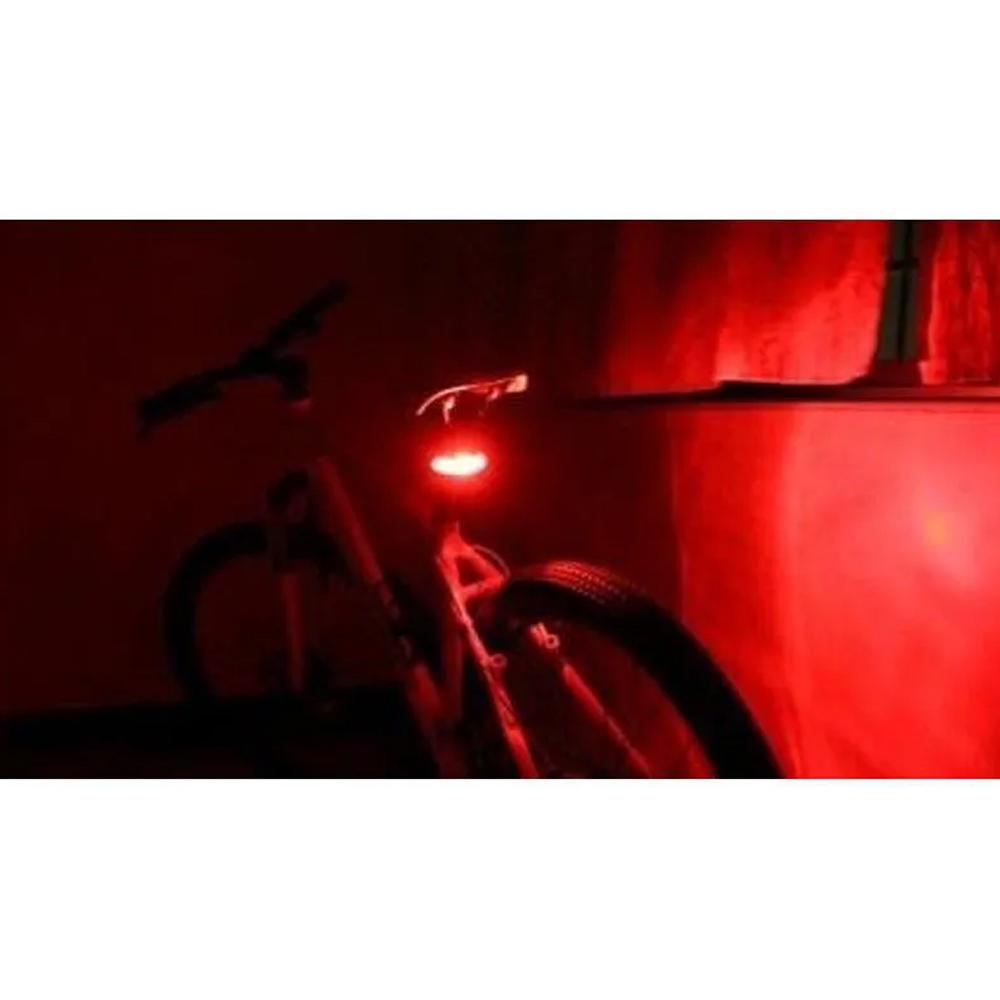 Luz Lanterna de Segurança para Bicicleta  - Mundo Thata