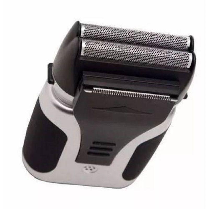 Máquina Barbeador Aparador De Bigode e Barba Goncon Prova Dágua Bivolt  - Thata Esportes