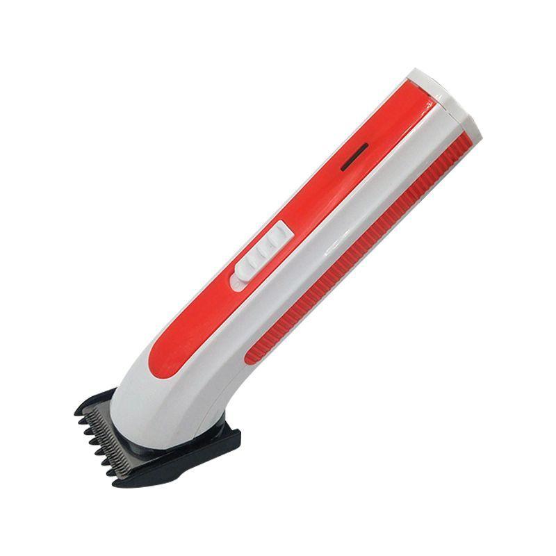 Máquina de Cortar Cabelo Barba Bigode Acabamento Recarregável  - Thata Esportes