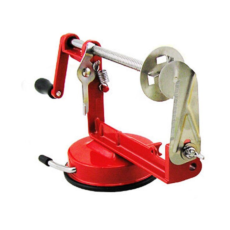 Máquina Espiralizador Para Fazer Batata Frita Espiral No Palito Legumes  - Thata Esportes