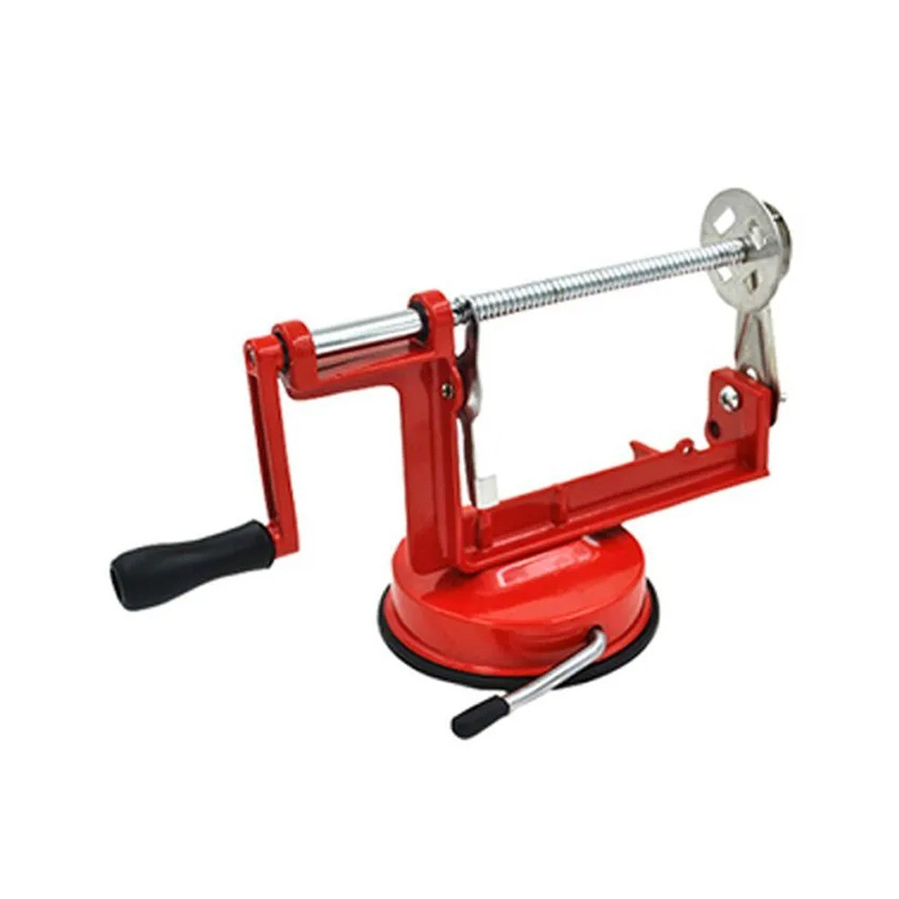 Máquina Espiralizador Para Fazer Batata Frita Espiral No Palito Legumes  - Mundo Thata