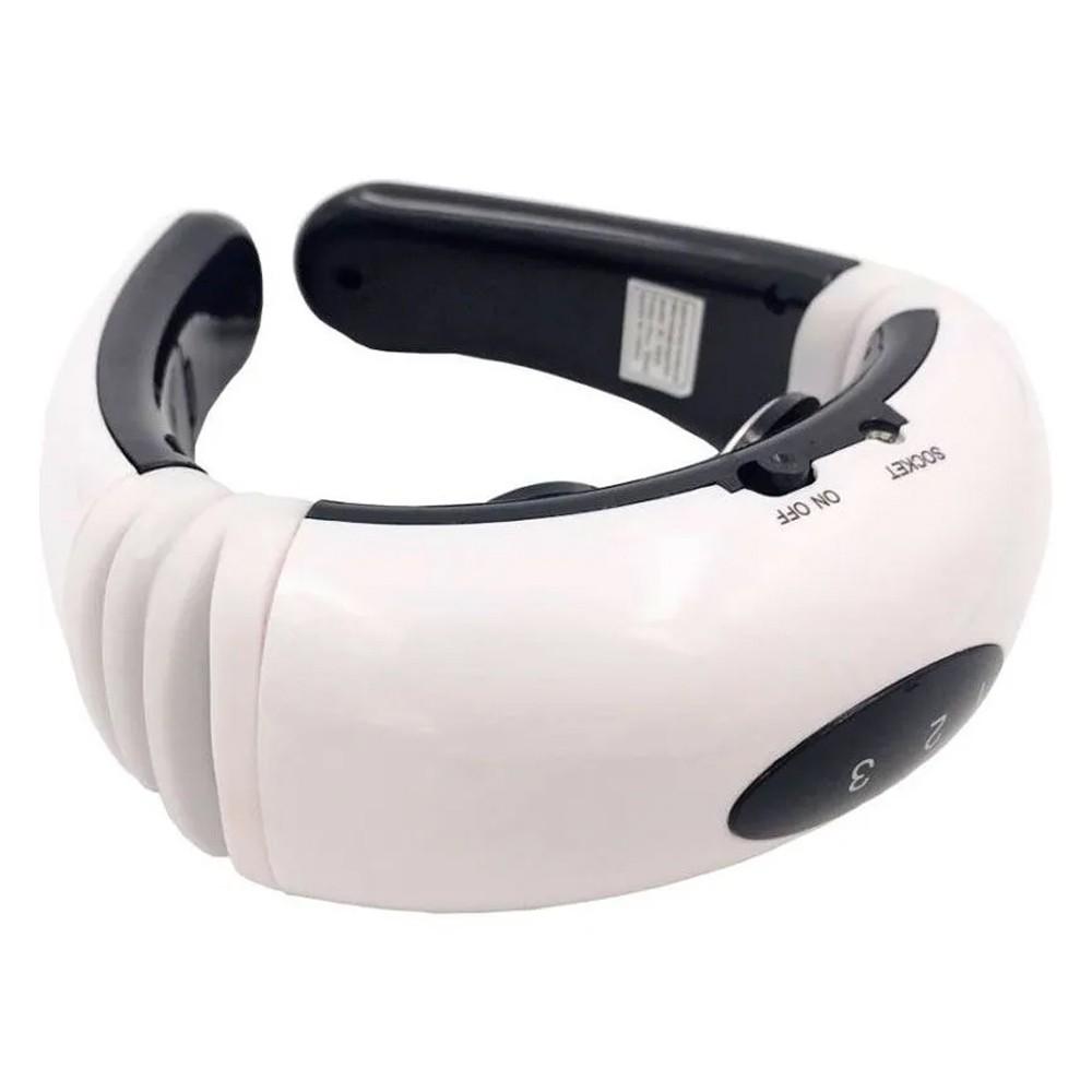Massageador de Pescoço Elétrico Magnético Relaxamento  - Mundo Thata