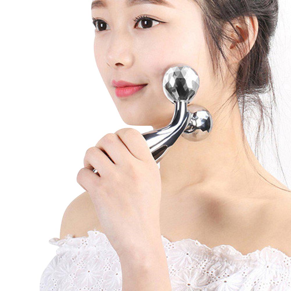 Massageador Facial Corporal 3D Relaxante Terapêutico  - Mundo Thata
