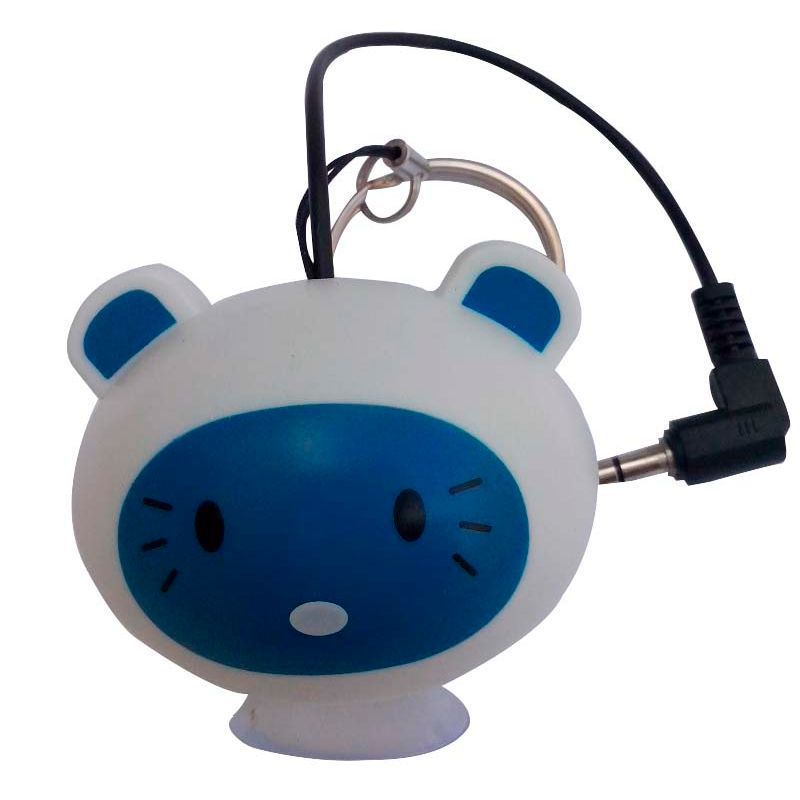 Mini Caixa de Som para Celular MP3 Tablet  - Thata Esportes