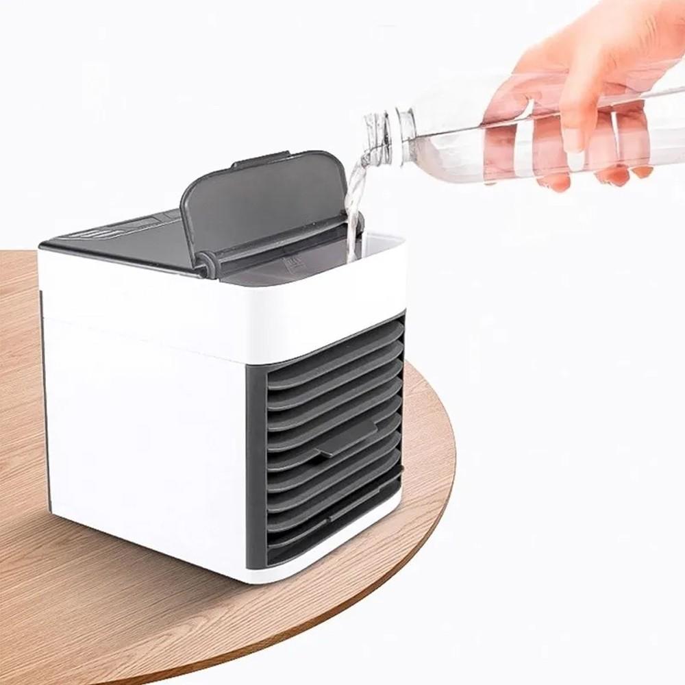 Mini Climatizador De Ar Individual Portátil USB Novo Modelo Arctic Air Ultra  - Thata Esportes