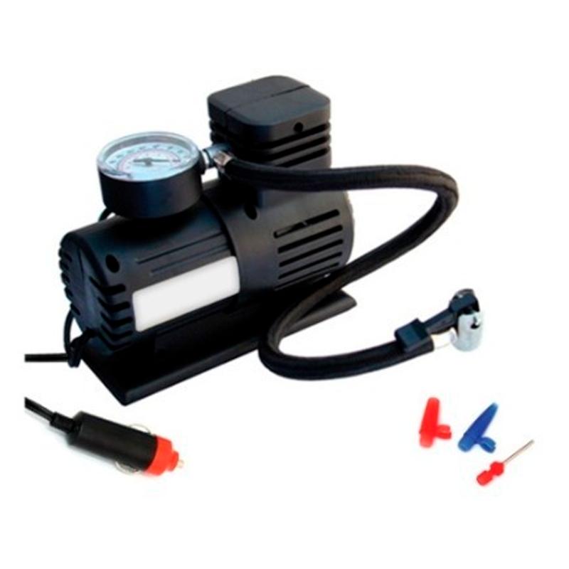 Mini Compressor de Ar 12V  - Mundo Thata