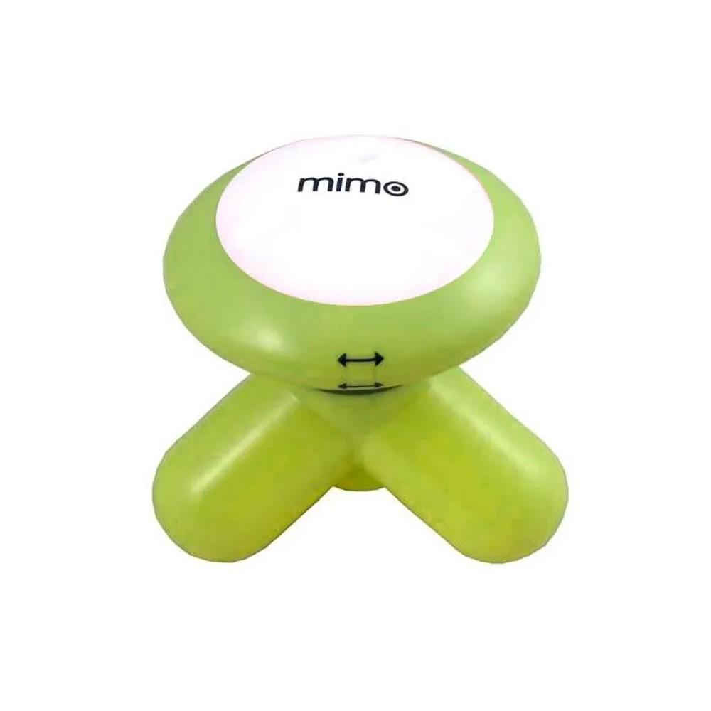 Mini Massageador Portátil Eletrônico Pessoal USB Pilha  - Mundo Thata