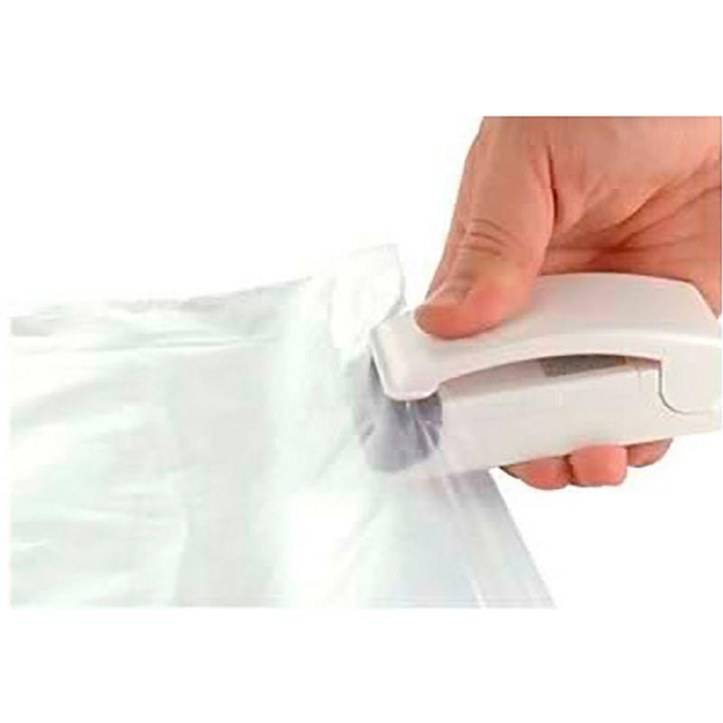 Mini Seladora para Saco Plástico  - Thata Esportes
