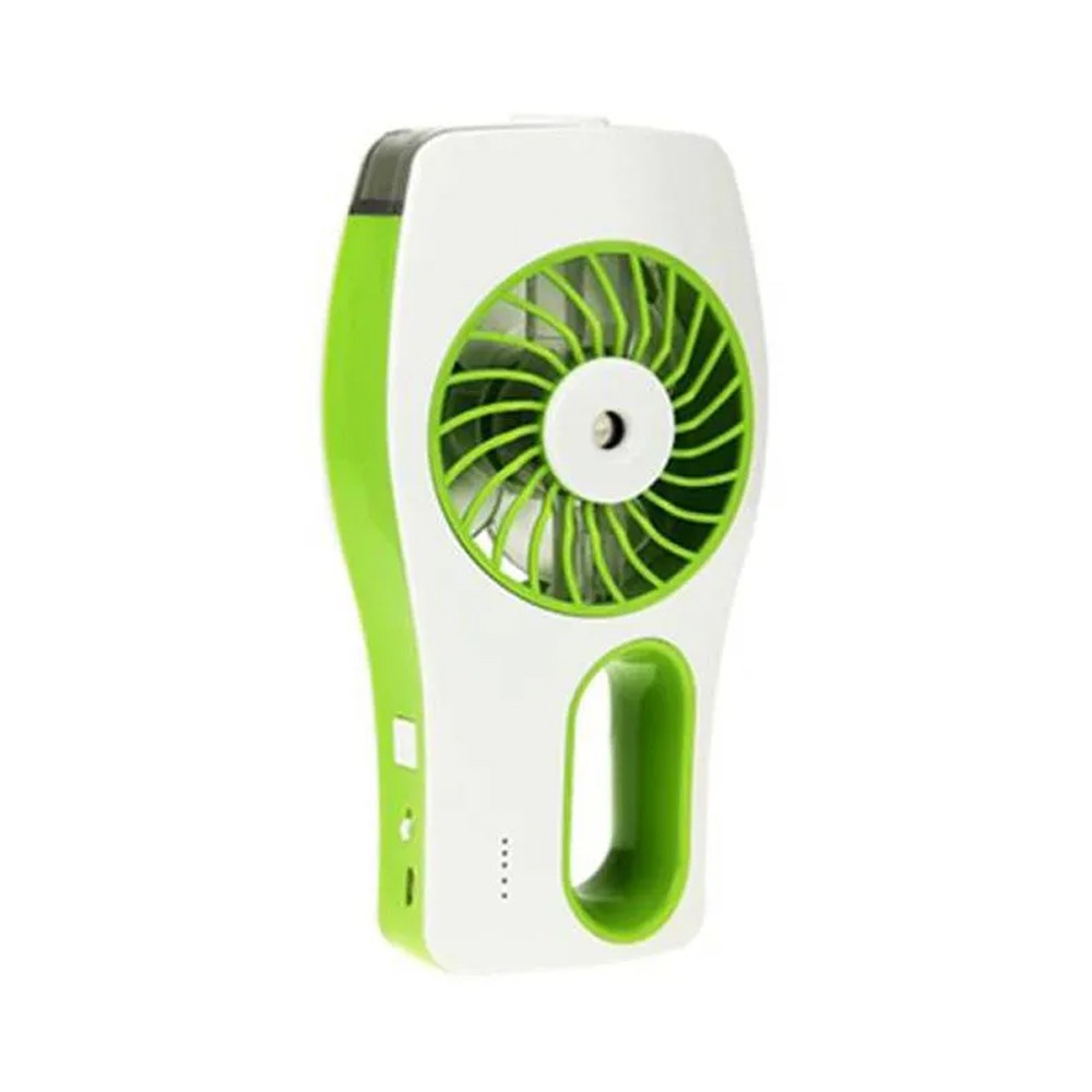 Mini Ventilador Climatizador Umidificador Com Bateria Recarregável USB  - Mundo Thata