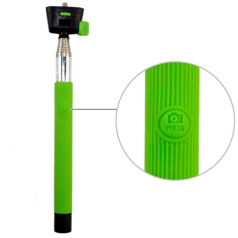 Bastão Monopod Pau de Selfie com Bluetooth  - Thata Esportes