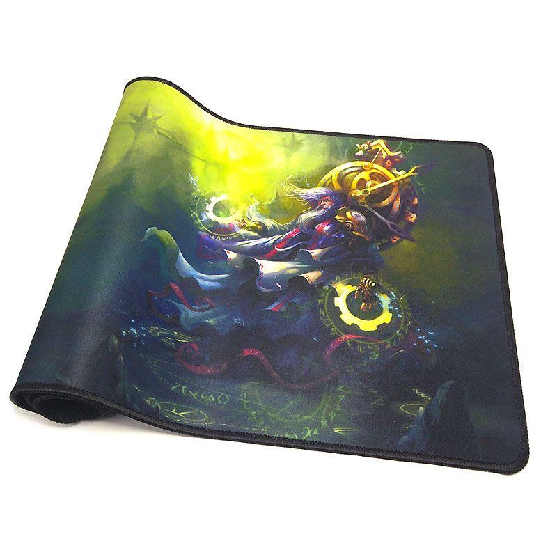 Mouse Pad Extra Grande Gamer Jogo Profissional 70x30 cm  - Mundo Thata