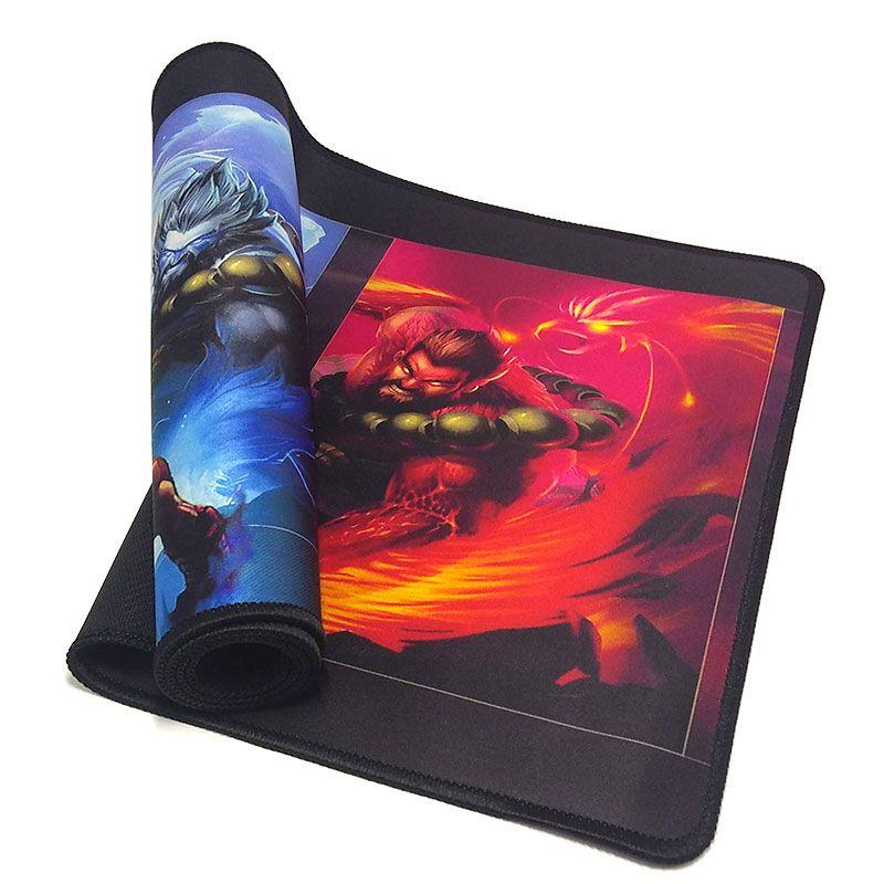 Mouse Pad Extra Grande Gamer Jogo Profissional 80x30 cm  - Mundo Thata
