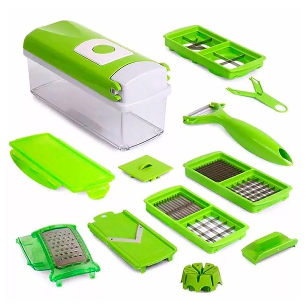 Nicer Dicer Processador Plus Picador de Alimentos  - Mundo Thata