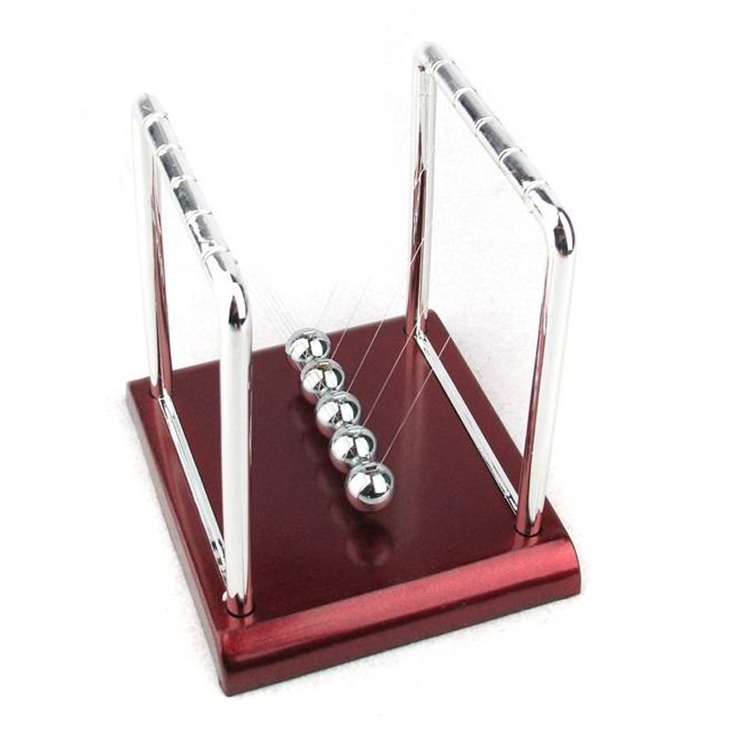 Pendulo de Newton Balance Balls Grande  - Thata Esportes
