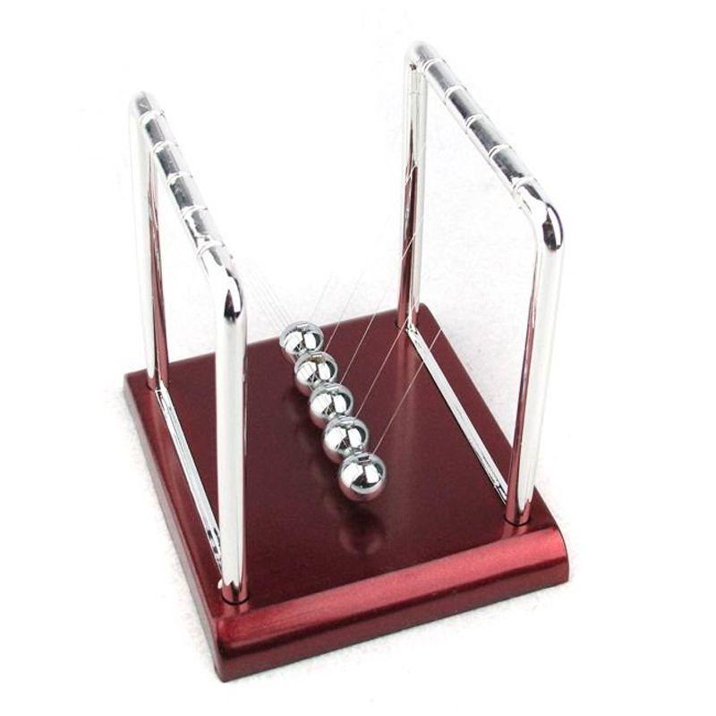 Pendulo de Newton Balance Balls Pequeno   - Thata Esportes