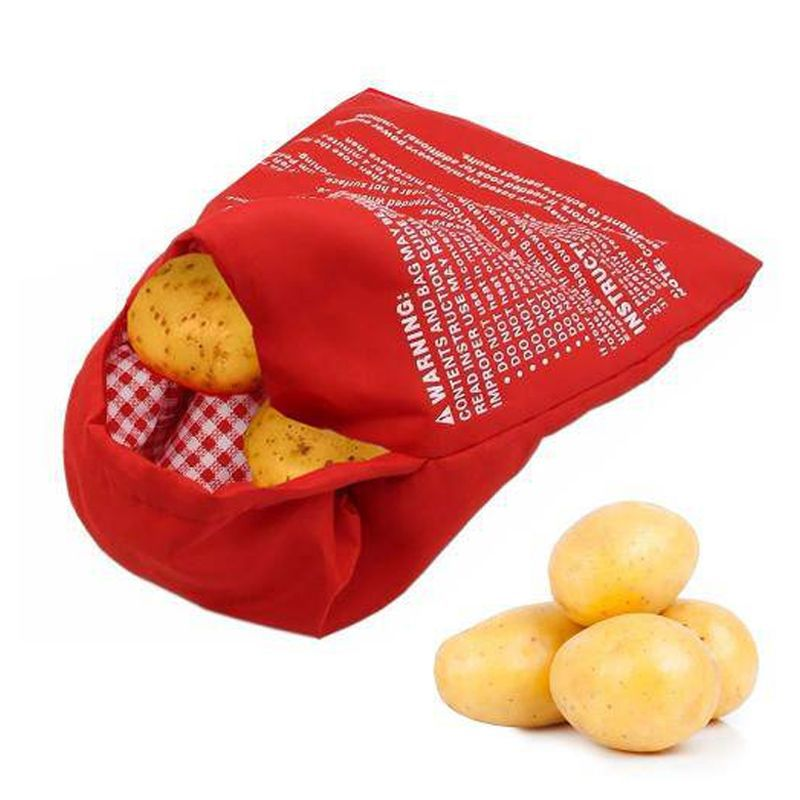 Potato Express Bag para Assar Batata Milho  - Thata Esportes