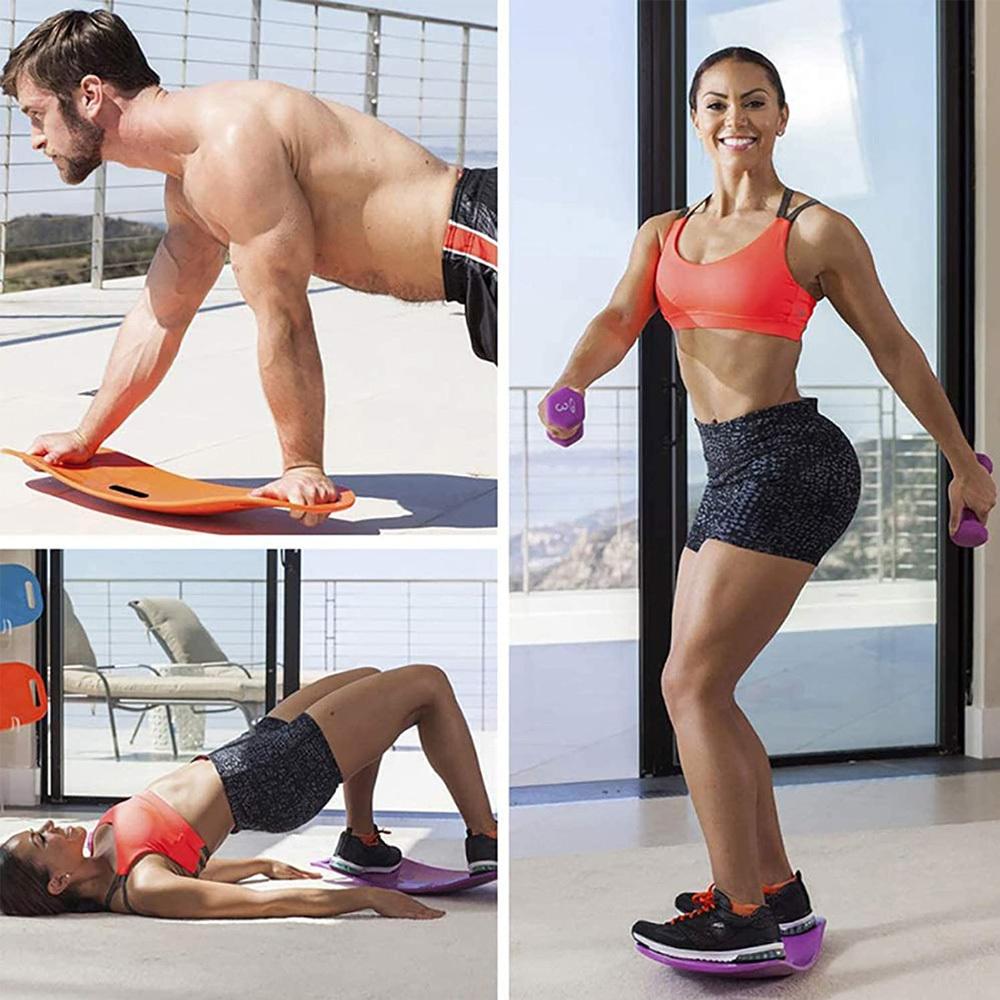 Pranchas de Exercício Físico Simply Fit Unisex Placa Abdominal Equipamento Para Treino  - Mundo Thata