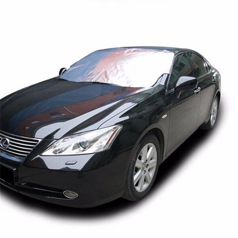 Protetor Solar Parabrisas de Carro Automotivo Quebra Sol  - Thata Esportes