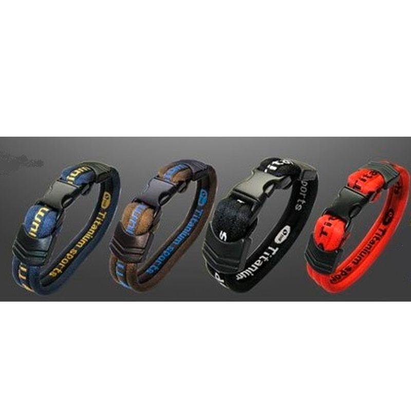 Pulseira Bracelete Anti Stress Titaniun Sports  - Thata Esportes