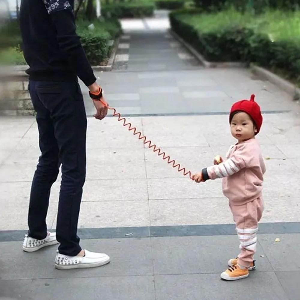 Pulseira de Segurança Infantil Anti Perda Bebê Criança  - Mundo Thata