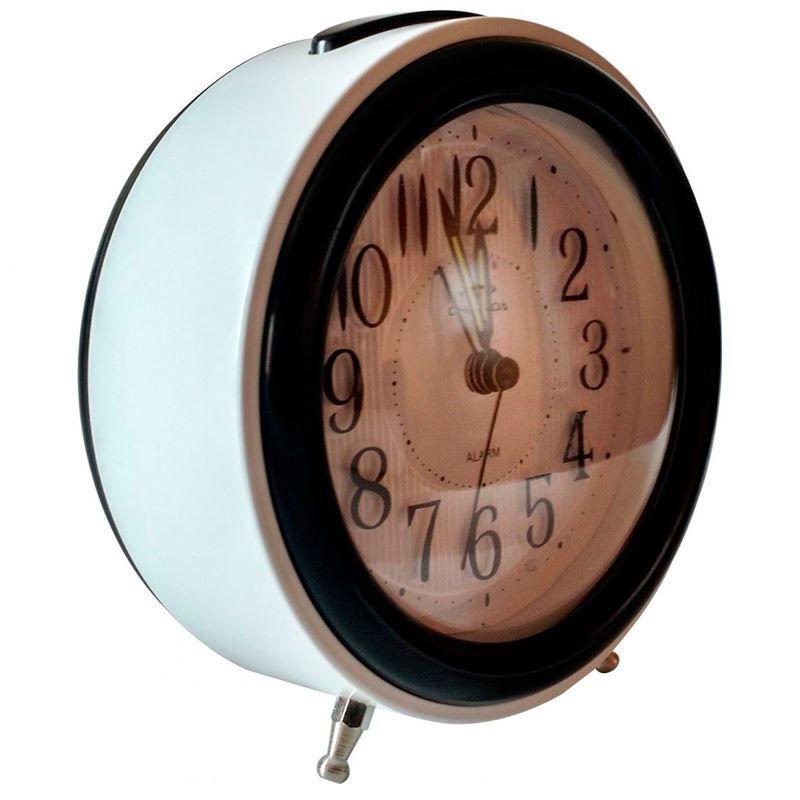Relógio Despertador com Sensor de Voz   - Mundo Thata