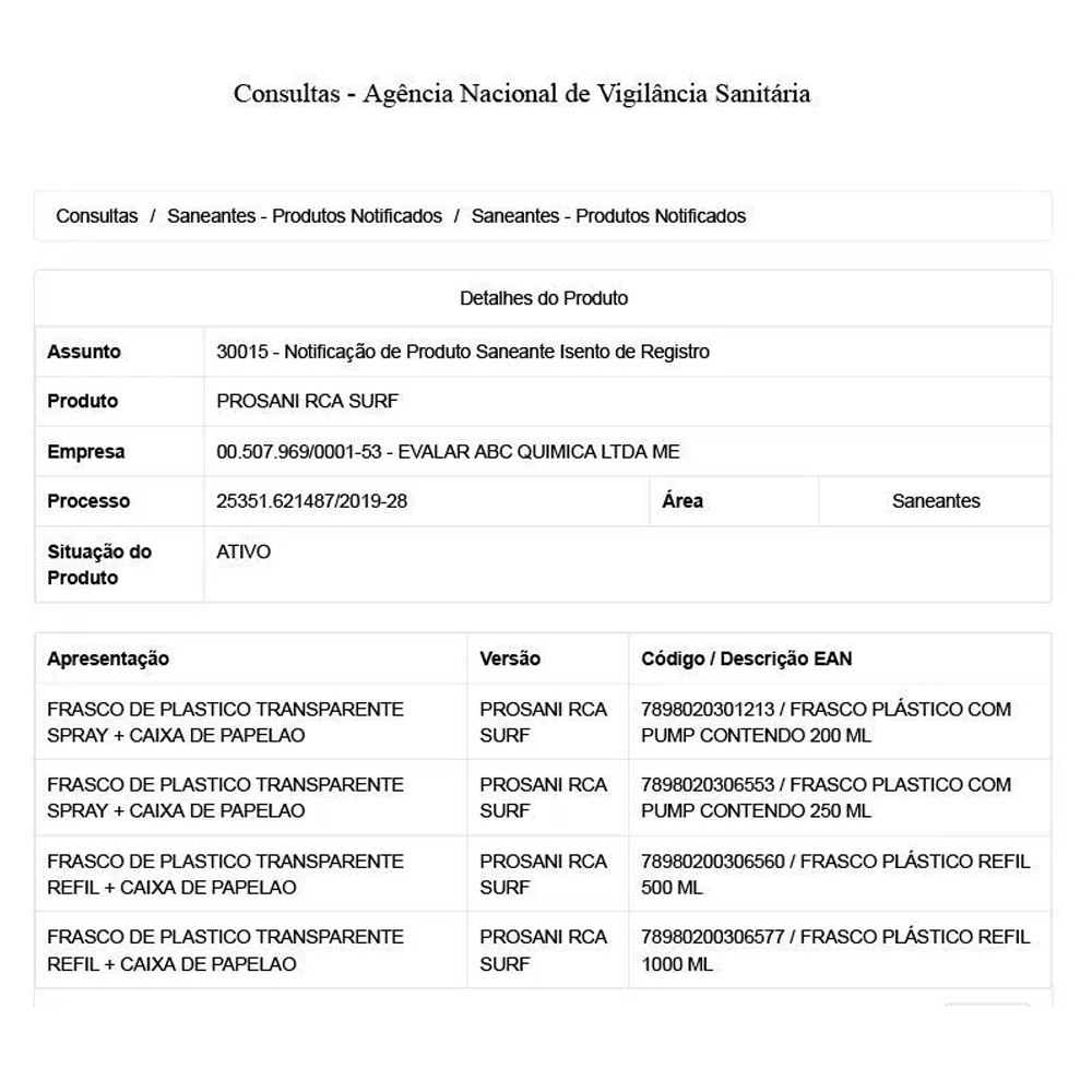 Removedor de Resíduo de Cola Adesivo Etiqueta Rótulo Vidro Carro Espelho 200mL  - Mundo Thata