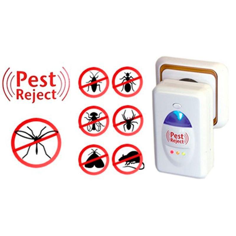 Repelente Eletrônico Pest Reject  - Thata Esportes