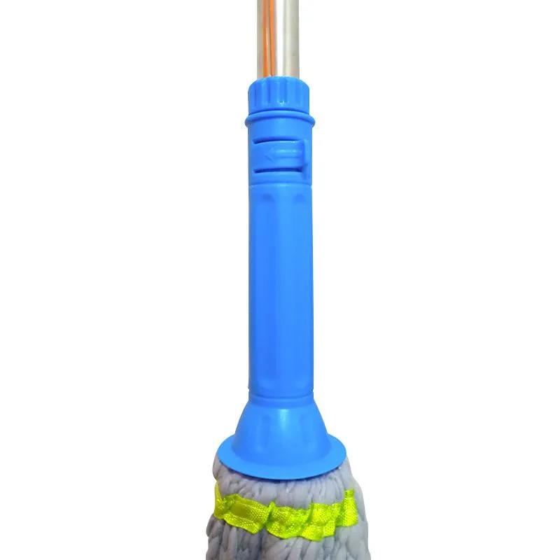 Rodo Esfregão Mop Espremedor Torção Twist Microfibra Alumínio  - Mundo Thata