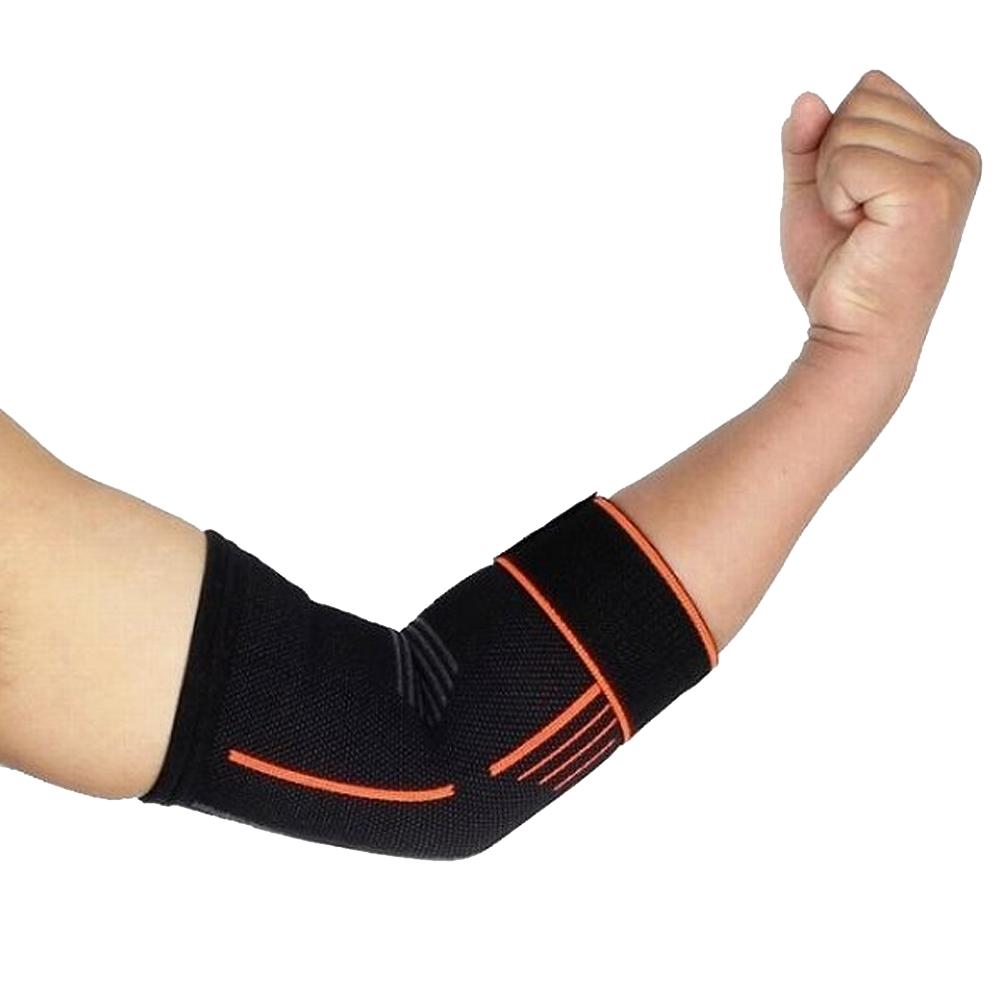 Suporte Protetor de Cotovelo Ajustável Ortopédica  - Mundo Thata