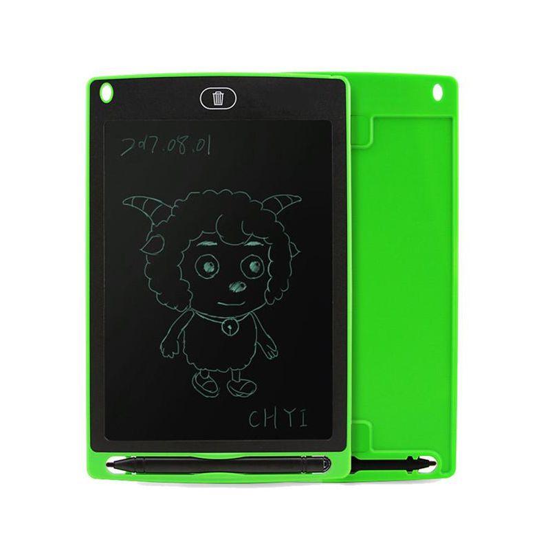 Tablet Desenho Escrita Anotações Apaga Sozinho 8.5 Polegadas LCD Caneta Bateria  - Mundo Thata