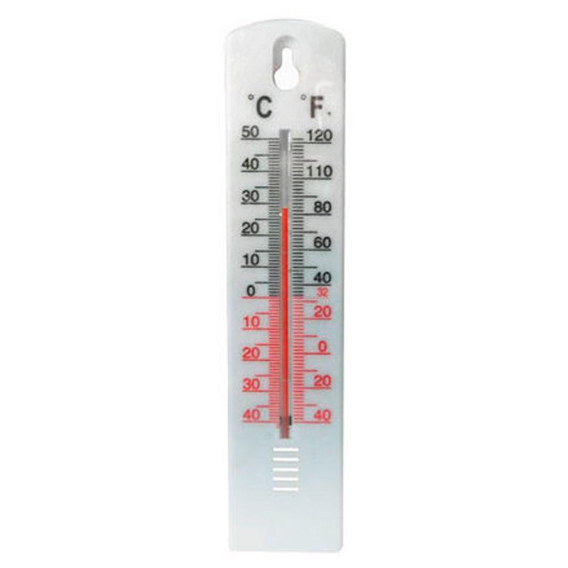 Termômetro Ambiente Com Escala Em Celsius e Fahrenheit Western TR10  - Thata Esportes