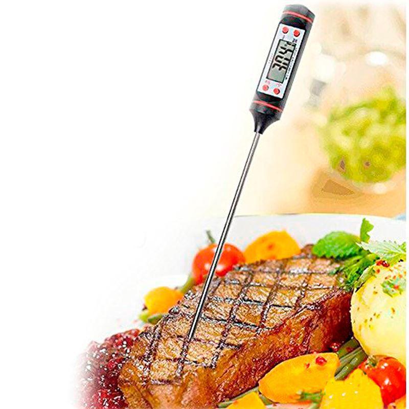 Termômetro Digital Multiuso Casa Indústria Cozinha  - Thata Esportes