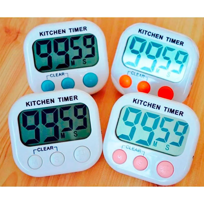 Timer Digital Profissional Multiuso   - Thata Esportes