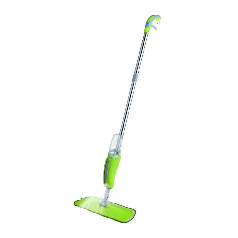 Vassoura Esfregão Mop Spray Com Reservatório Limpeza  - Mundo Thata
