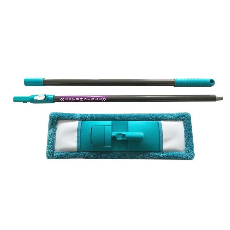 Vassoura MOP Flexível Extensível 75 cm para 145 cm  - Thata Esportes