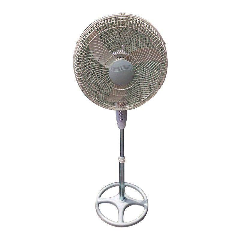 Ventilador Pedestal 3 velocidades 40cm 110v Branco  - Thata Esportes