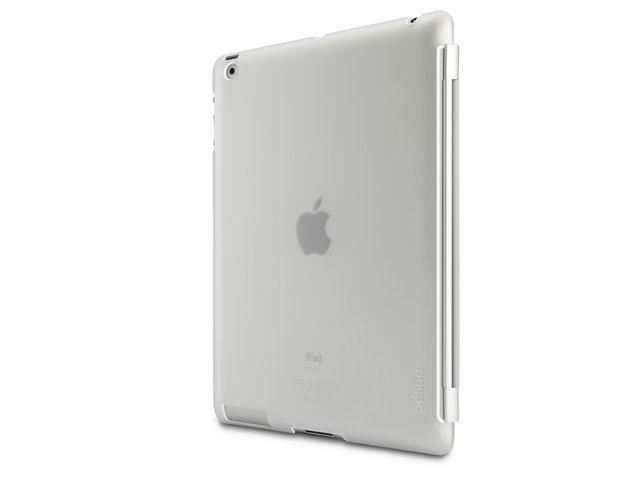 CAPA PARA IPAD3 BELKIN F8N744TTC01 CASE SNAP SHIELD FOR IPAD3 TRANSPARENTE  - FAMATECNOSHOP