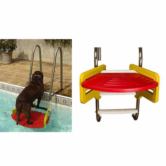 Plataforma de Segurança p/ Piscinas Anti-Afogamento p/ Cães - Save Dog  - FAMATECNOSHOP
