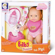 Coleção Baby Junior Faz Pipi Cotiplas - Ref 1685