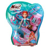 Winx Believix Magical Hair Fairy Cotiplas Bloom - Ref 1961