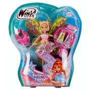 Winx Believix Magical Hair Fairy Cotiplas Flora - Ref 1961