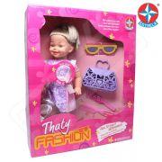 Boneca Thaty Fashion Estrela