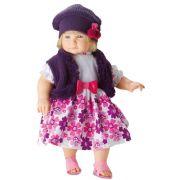 Boneca Anabelle Special Dolls Primavera Diver Toys 620