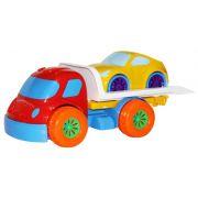 Caminhão Guincho Robustus Kids Diver Toys 668