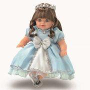 Boneca ADDARA Blue Princess Fala 51 Frases Anjo - Ref 949
