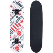 Skate Skateboard Coca-Cola Yes Shape 78x20 ABEC-5 - 144600