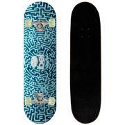 Skate Skateboard Bel Sports Labirinto Semi-Profissional Shape 79 cm - 402000