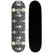 Skate Skateboard Bel Sports Caveirinhas Semi-Profissional Shape 79 cm - 402000