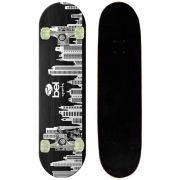 Skate Skateboard Bel Sports Prédios Semi-Profissional Shape 79 cm - 402000